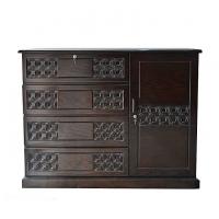Nurjahan Furniture Wooden Wardrobe WD-39