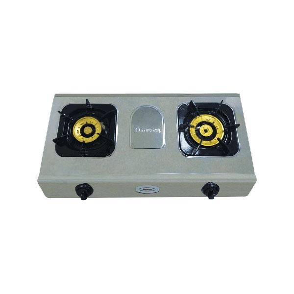 Omera Double Gas Burners ODB-205