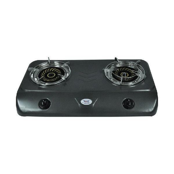 Omera Double Gas Burners ODB-206
