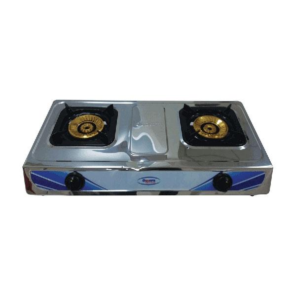 Omera Double Gas Burners ODB-209
