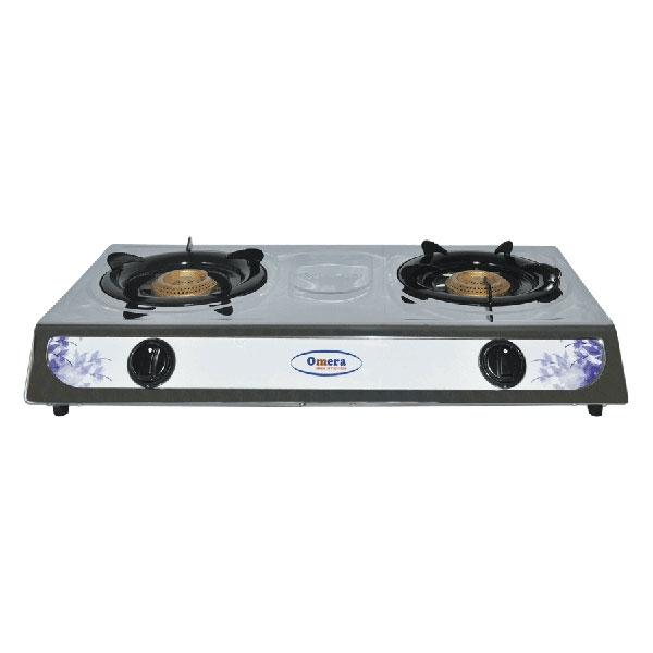 Omera Double Gas Burners ODB-211