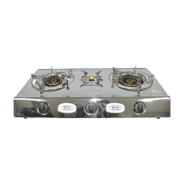 Omera Double Gas Burners OTB-301