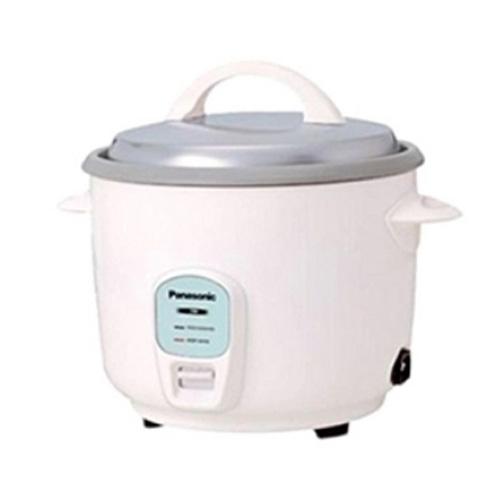Panasonic Rice Cooker SR E28 2.8L White