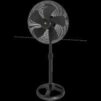 Pedestal Fan WPF24B-PBC (Black)