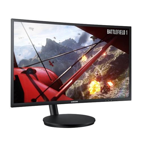 Samsung C27FG73FQW VA-Panel LED Curved 144Hz 27 Inch Gaming Monitor