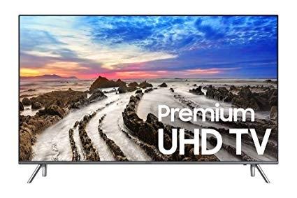 Samsung NU8000 Premium UHD 82 Inch 4K Smart LED Television