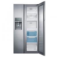 Samsung Side by Side Refrigerator RH77J90407H/TL