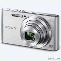 Sony compact camera Sony W830