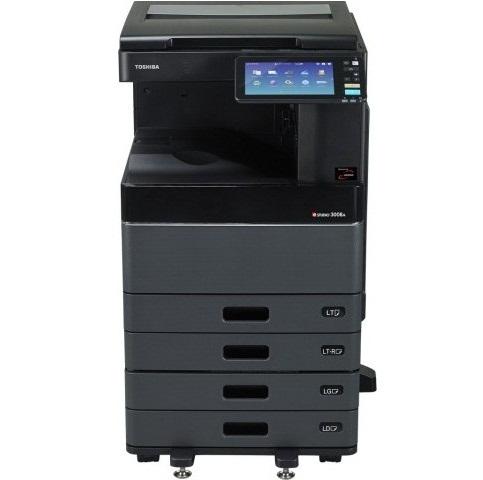Toshiba E-Stuido 3008A 30PPM 2400dpi Monochrome Copier
