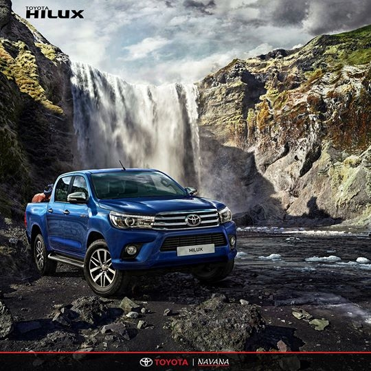 Toyota Hilux Double Cabin 2.4L