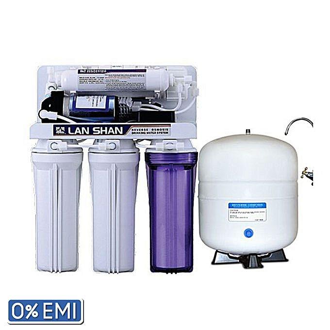 Ultra Pure Lanshan Reverse Osmosis Drinking Water Purifier LSRO 101BE