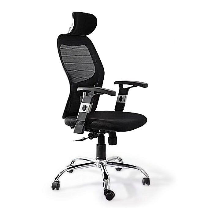 UTAS Furniture Back Adjustable Gaming Mesh Chair  Utas08
