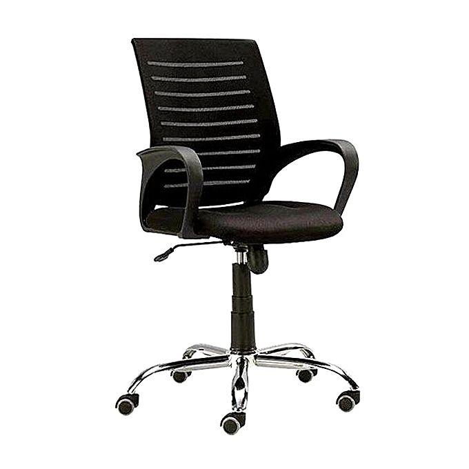 UTAS Furniture Midback Swival Chair Utas57