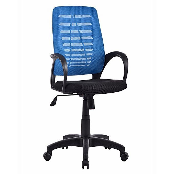 UTAS Furniture Swival Revolving Chair  Utas60 A mesh Midback