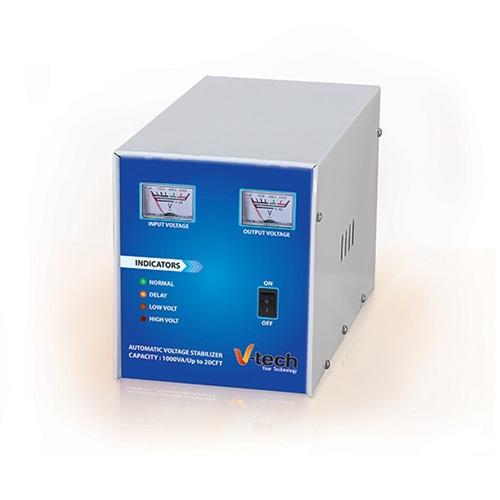 V-Tech Automatic Voltage Stabilizer 1500VA