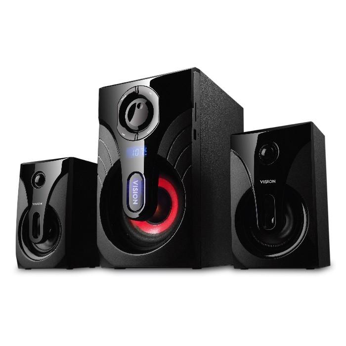 VISION 2:1 Multimedia Speaker Beat - 103