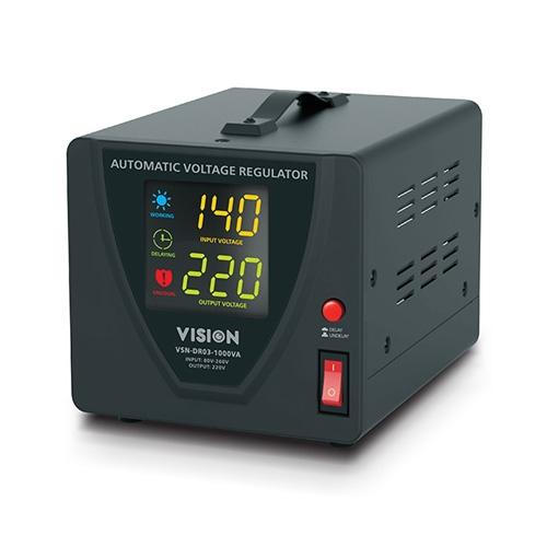 Vision Voltage Stabilizer DR03 1000VA 823612