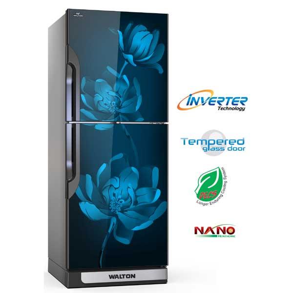 Walton Direct Cool Refrigerator WFC-3F5-GDNE-XX