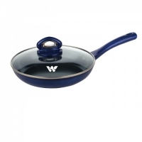Walton  Kitchen Cookware Fry pan with Glass lid WCW-F2804