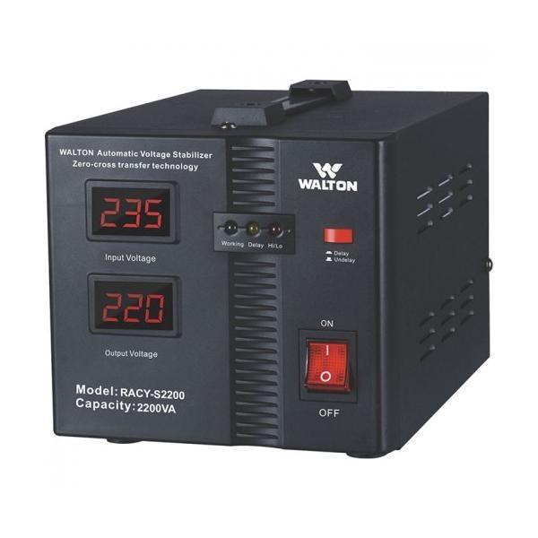 Walton Voltage Stabilizer RACY-S2200