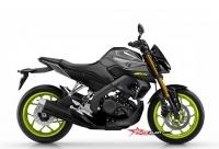 Yamaha MT 15